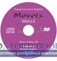 Young Learners English: Movers Skills Audio CD ISBN 9780230449077 купить Киев Украина