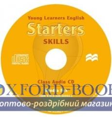 Young Learners English: Starters Skills Audio CD ISBN 9780230449022 купить Киев Украина