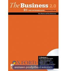 The Business 2.0 B1 Pre-Intermediate Teacher's Book with Teacher's Resource Disc