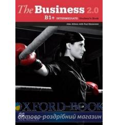 The Business 2.0 B1+ Intermediate Student's Book with eWorkbook