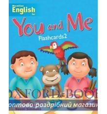 Картки You and Me 2 Flashcards ISBN 9781405079563