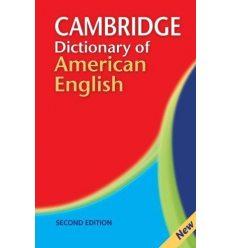 Книга Cambridge Dictionary of American English 2nd Edition ISBN 9780521691970