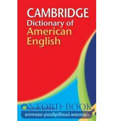 Книга Cambridge Dictionary of American English 2nd Edition 9780521691970 купить Киев Украина