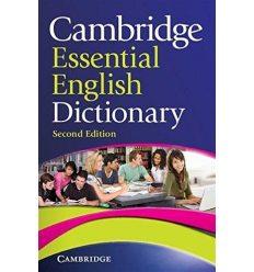 Учебник Cambridge Essential English Dictionary 2nd Edition Pupils book ISBN 9780521170925