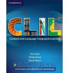 Книга CLIL: Content and Language Integrated Learning ISBN 9780521130219 купить Киев Украина