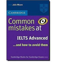 Книжка Common Mistakes at IELTS Advanced Moore, J ISBN 9780521692472