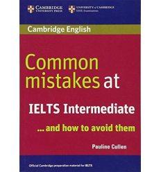 Книжка Common Mistakes at IELTS Intermediate Cullen, P ISBN 9780521692465