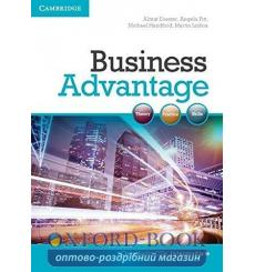 Business Advantage Intermediate Class CDs ISBN 9780521132213 купить Киев Украина