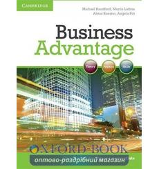 Business Advantage Upper-Intermediate Class CDs ISBN 9780521132183 купить Киев Украина