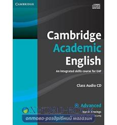 Диск Cambridge Academic English C1 Advanced Class Audio Hewings, M 9780521165242 купить Киев Украина