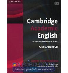 Диск Cambridge Academic English B2 Upper Intermediate Class Audio CD Hewings, M 9780521165235 купить Киев Украина