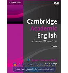 Cambridge Academic English B2 Upper Intermediate DVD Hewings, M ISBN 9780521165297 купить Киев Украина