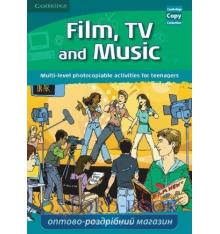 Cambridge Copy Collection: Film, TV and Music