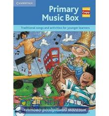 Cambridge Copy Collection: Primary Music Box with Audio CD