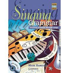 Cambridge Copy Collection: Singing Grammar Book with Audio CD