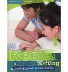 Real Writing 1 with answers and Audio CD Palmer, G ISBN 9780521701846 купить Киев Украина