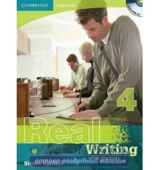 Real Writing 4 with answers and Audio CD Haines, S ISBN 9780521705943 купить Киев Украина