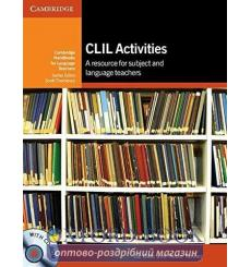 CLIL Activities with CD-ROM Dale, L ISBN 9780521149846 купить Киев Украина