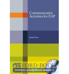 Communicative Activities for EAP with CD-ROM ISBN 9780521140577 купить Киев Украина