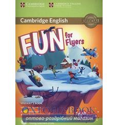 Книга Fun for 4th Edition Flyers Students Book with Online Activities with Audio Robinson, A. ISBN 9781316632000 купить Киев ...