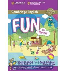 Учебник Fun for Movers Students Book with Downloadable Audio with Online Activities Robinson, A  3rd Edition 9781107444782 ку...
