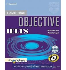 Книга Objective IELTS Advanced Students Book without answers with CD-ROM 9780521608848 купить Киев Украина