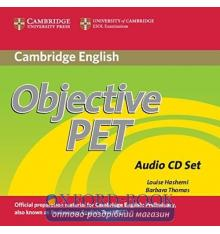 Objective PET 2nd Edition Audio CDs