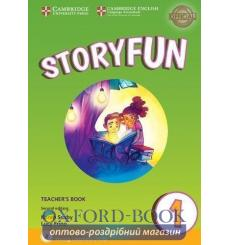 Storyfun for Starters Level 1 Teachers Book with Audio Saxby, K 3rd Edition 9781316617069 купить Киев Украина