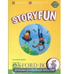 Storyfun for Flyers Level 5 Teachers Book with Audio Saxby, K 3rd Edition 9781316617274 купить Киев Украина