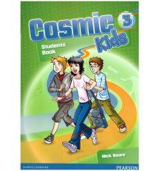 Учебник Cosmic Kids 3 Students Book with Active Book