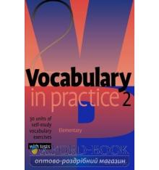 Словарь Vocabulary in Practice 2 ISBN 9780521010825