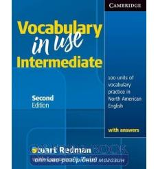 Словарь Vocabulary in Use Intermediate with Answers 2nd Edition 9780521123754 купить Киев Украина