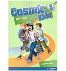 Рабочая тетрадь Cosmic Kids 3 Workbook