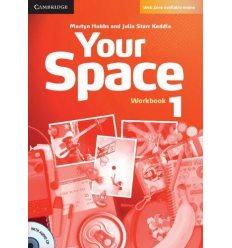 Рабочая тетрадь Your Space Level 1 Workbook with Audio CD Hobbs, M ISBN 9780521729246
