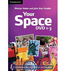Your Space Levels 1–3 DVD Hobbs, M ISBN 9780521729024