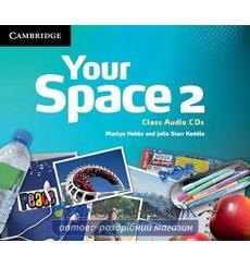 Диск Your Space Level 2 Class Audio CDs (3) Hobbs, M ISBN 9780521729321 купить Киев Украина