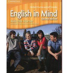 English in Mind 2nd Edition Starter Audio CDs (3) ISBN 9780521127493