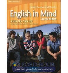 English in Mind Starter Audio CDs (3) 2nd Edition 9780521127493 купить Киев Украина