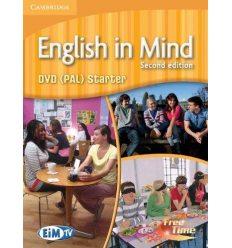 English in Mind 2nd Edition Starter DVD ISBN 9780521157797