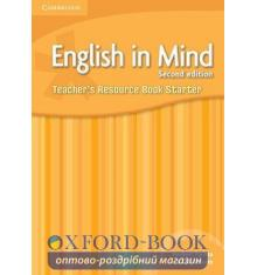 Книга English in Mind 2nd Edition Starter Teachers Resource Book ISBN 9780521176897