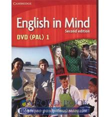 English in Mind 2nd Edition 1 DVD Puchta, H ISBN 9780521153744