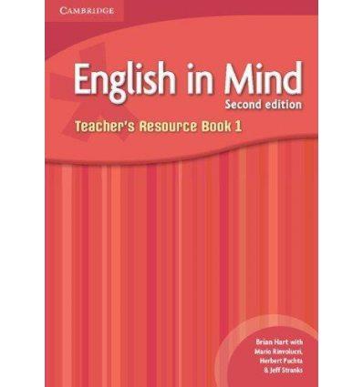 English in Mind 2nd Edition 1 Teacher's Resource Book