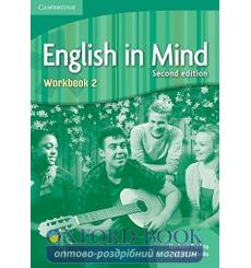 Тетрадь English in Mind 2 Workbook Puchta, H 3rd Edition 9780521123006 купить Киев Украина