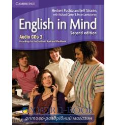 English in Mind 3 Audio CDs (3) Puchta H 2nd Edition 9780521183376 купить Киев Украина