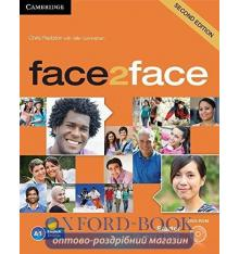 face2face starter student's book with dvd