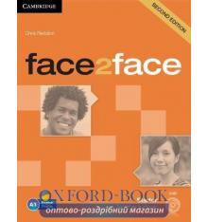 Книга для учителя Face2face 2nd Edition Starter Teachers Book with DVD Redston, Ch ISBN 9781107650411