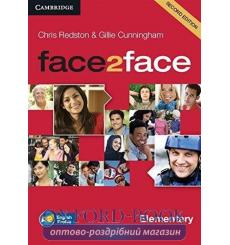 Диск Face2face Elementary Class Audio CDs (3) Redston Ch 2nd Edition 9781107422063 купить Киев Украина