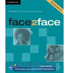 Face2face Intermediate Teachers Book with DVD Redston 3rd Edition 9781107694743 купить Киев Украина
