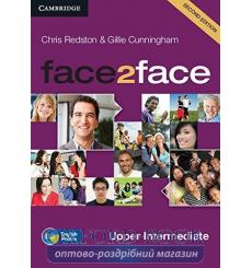 Диск Face2face Upper Intermediate Class Audio CDs (3) Redston Ch 2nd Edition 9781107422032 купить Киев Украина