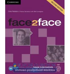 Face2face Upper Intermediate Teachers Book with DVD Redston 3rd Edition 9781107629356 купить Киев Украина